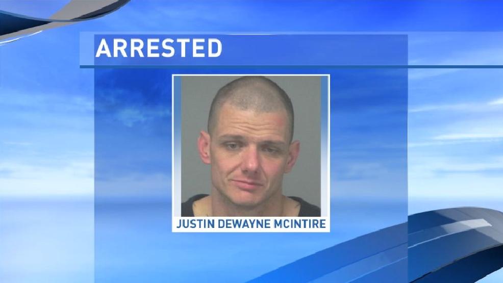 Police Arrest Justin Dewayne Mcintire, Accused of Striking Apd